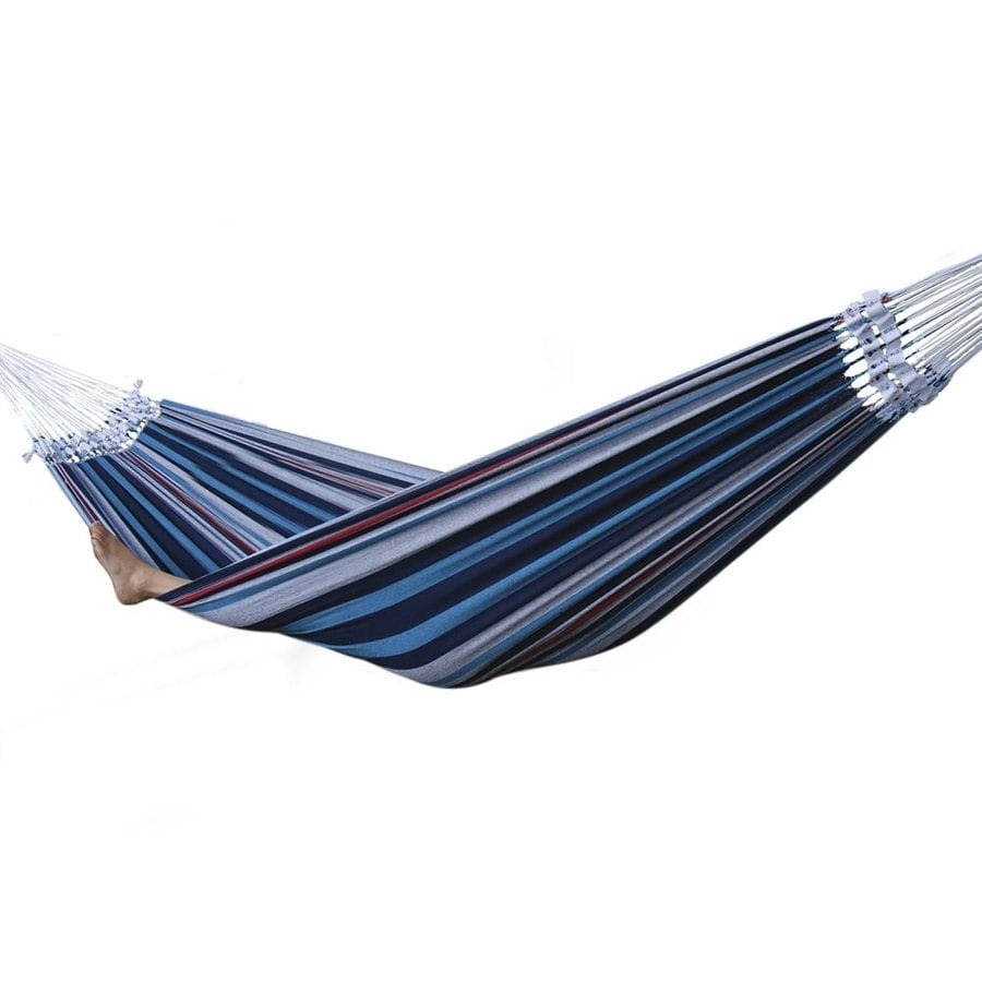 Vivere Brazilian Style Denim Fabric Hammock