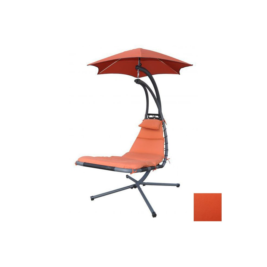Vivere 6-ft 9-in Polyester Hammock with Stand