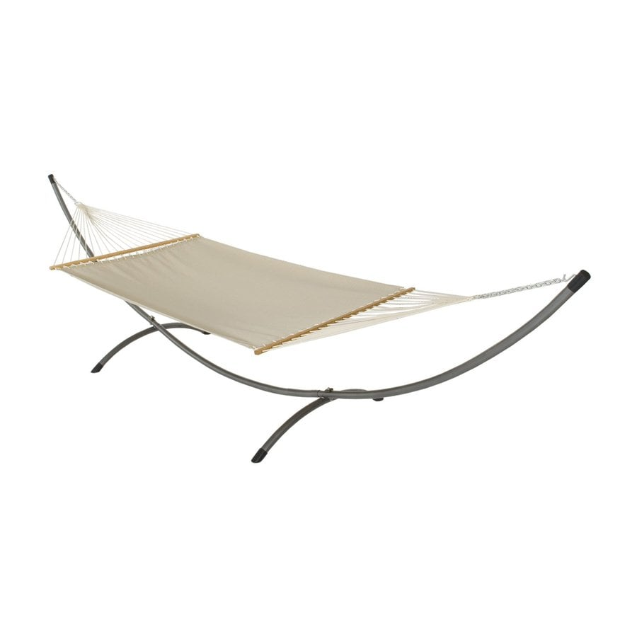 Phat Tommy Outdoor Oasis Dove Fabric Hammock