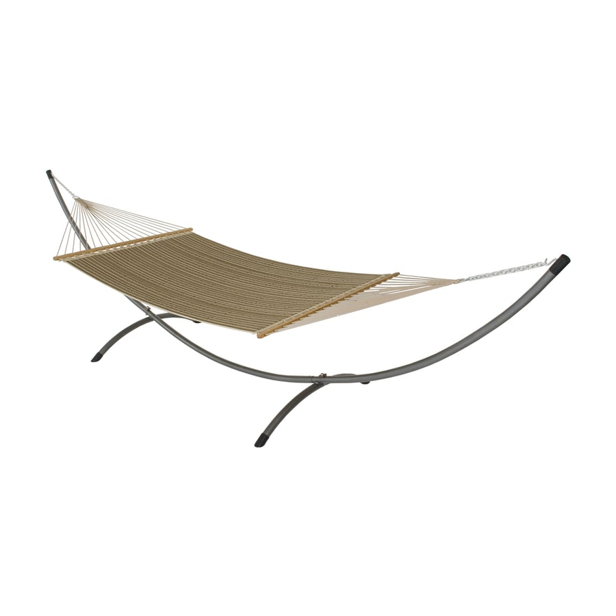 Phat Tommy Outdoor Oasis Cocoa Fabric Hammock