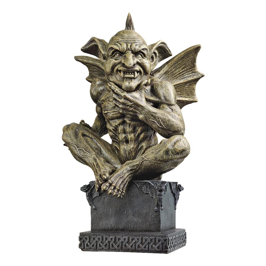 Design Toscano Beelzebub Prince Of Demons 19-in Gargoyle Garden Statue