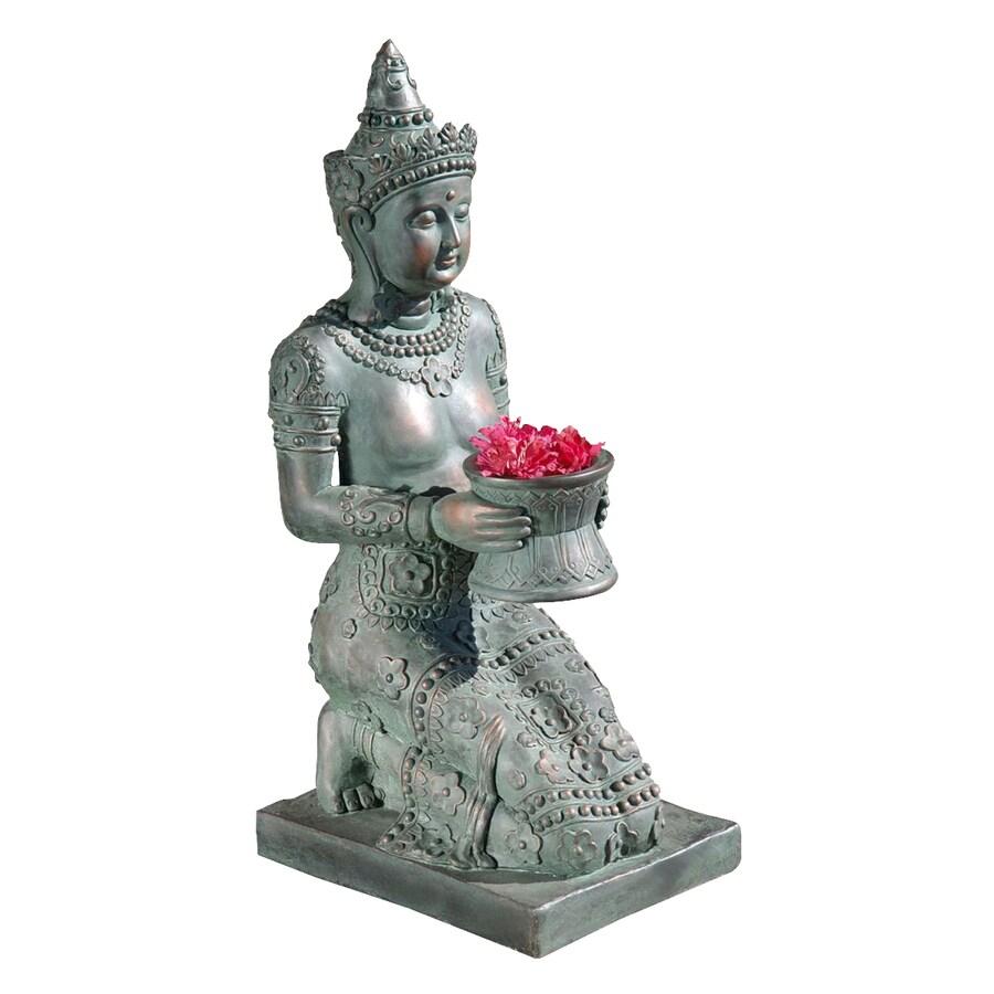 Design Toscano Thai Princess 29 In Garden Statue At Lowes