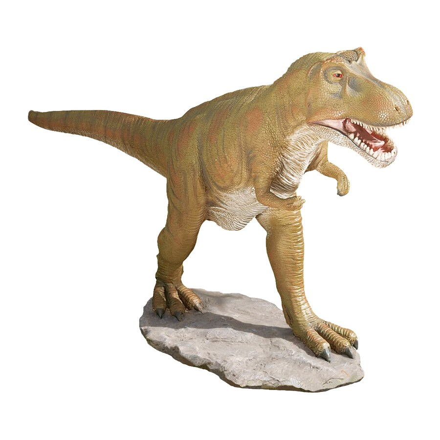 Shop Design Toscano T Rex 24 in Dinosaur Garden Statue at Lowescom
