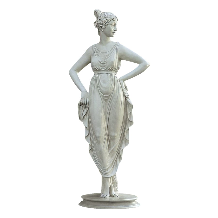 Design Toscano Empress Josephine's Dancer 24.5-in Garden Statue