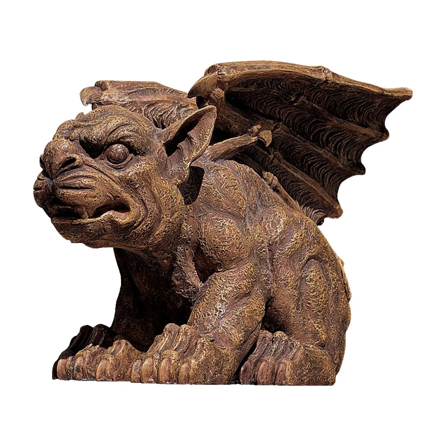Shop design toscano gargoyle of castle avonshire 11 in for Gargoyle decor