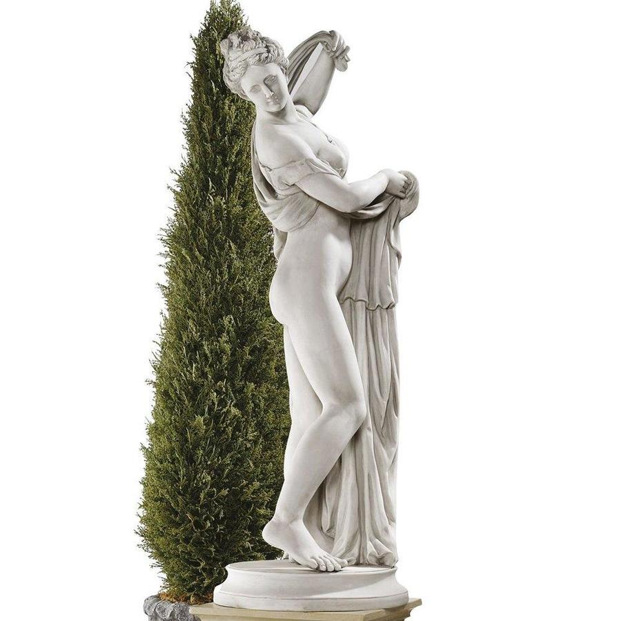 Design Toscano Callipygian Venus 36-in Garden Statue
