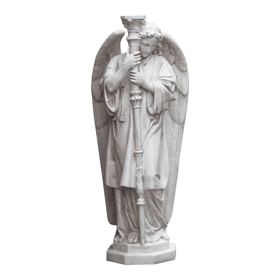 Design Toscano Padova Guardian Angel 38-in Angels and Cherubs Garden Statue