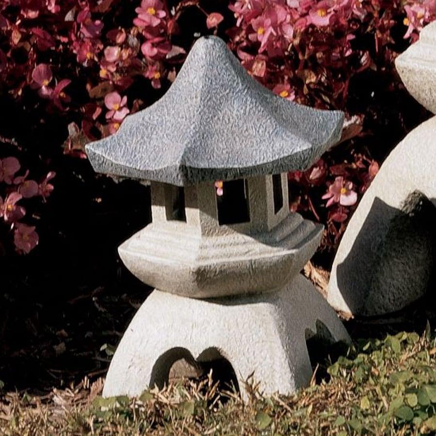 Design Toscano Asian Pagoda 10.5-in Architecture Garden Statue