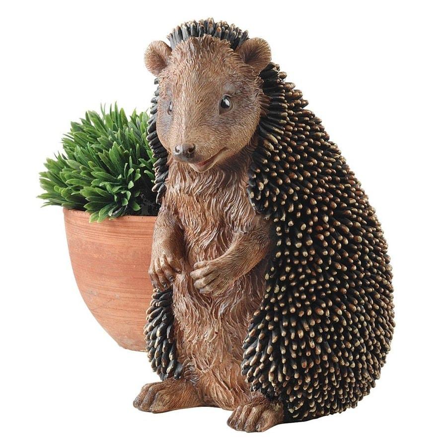 Design Toscano Halsey The Hedgehog 11-in Animal Garden Statue