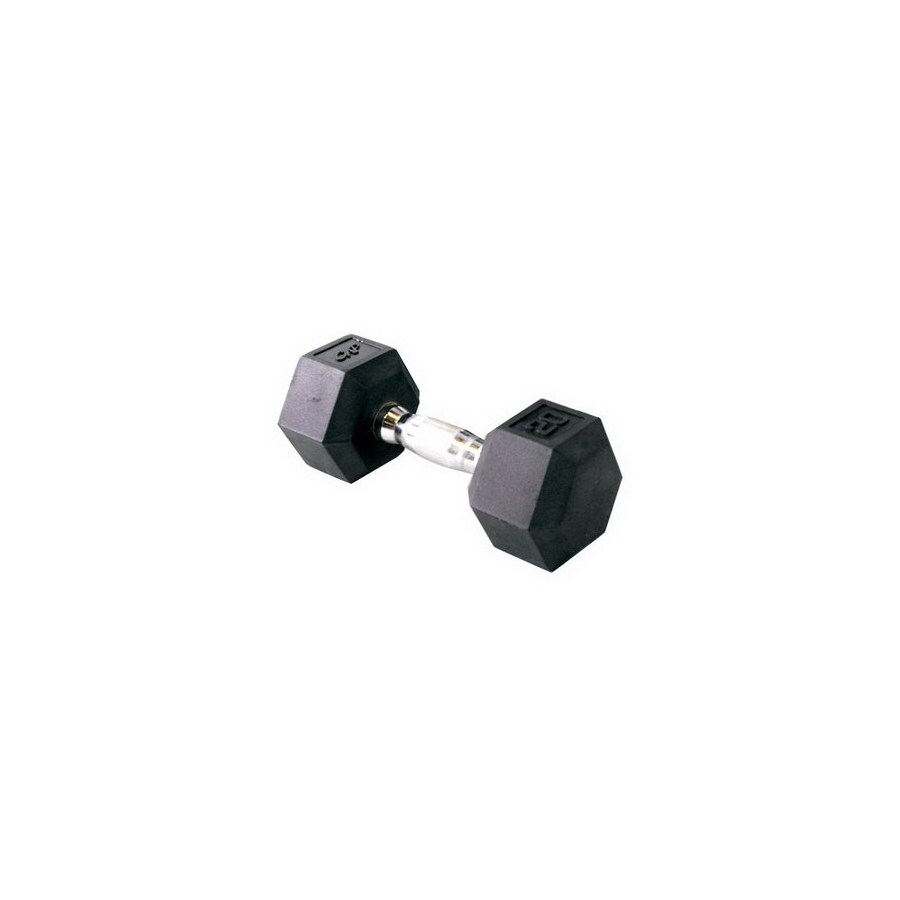 CAP 60-lb Black Fixed-Weight