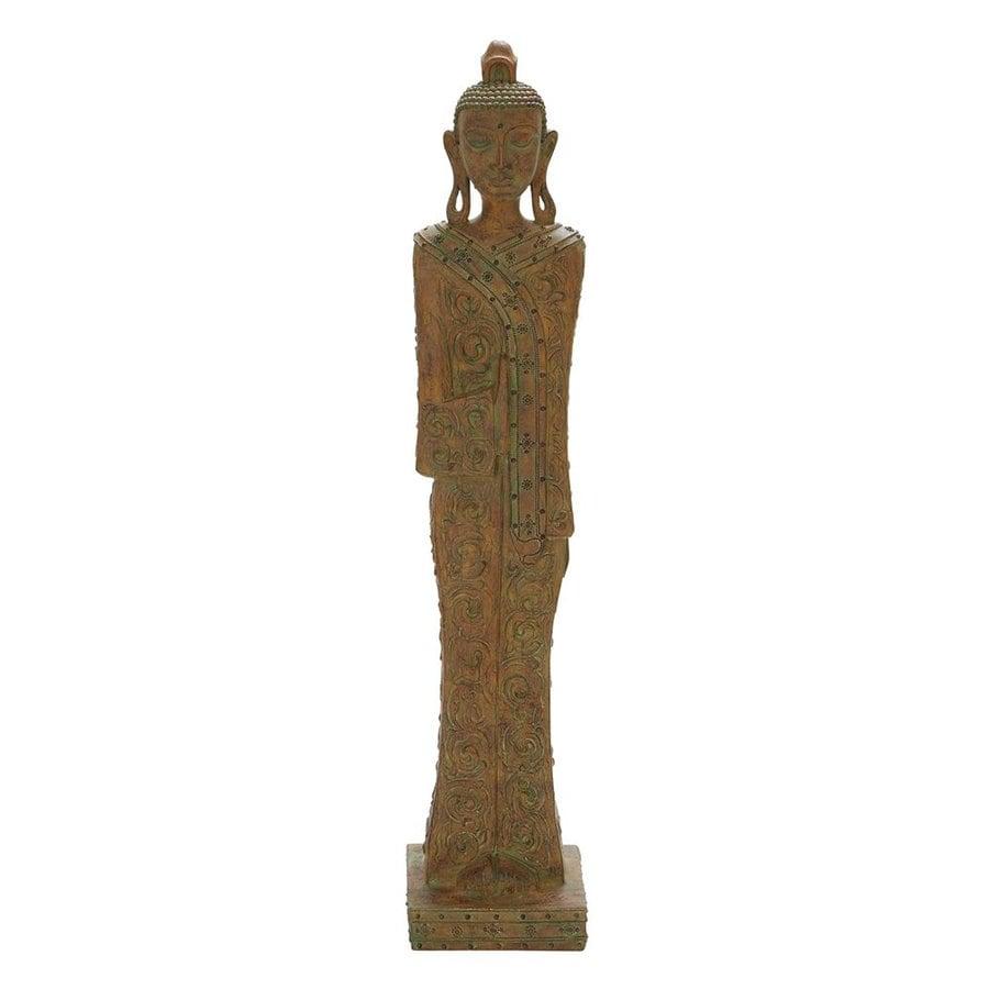 Woodland Imports Buddha 48-in Religion Garden Statue