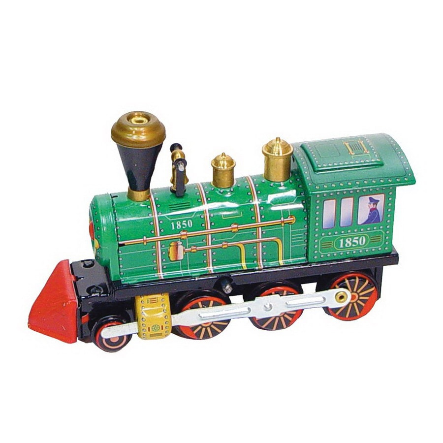Alexander Taron Taron Tin Wind-Up Locomotive Collectable