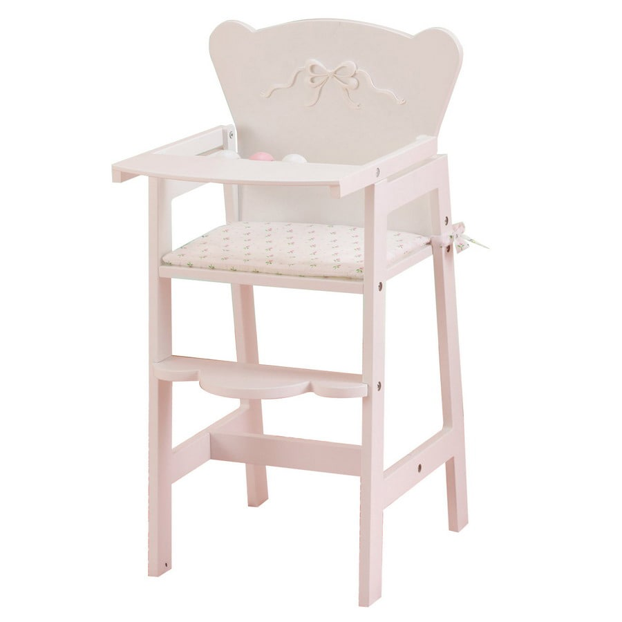 Etonnant KidKraft White Tiffany Bow High Chair