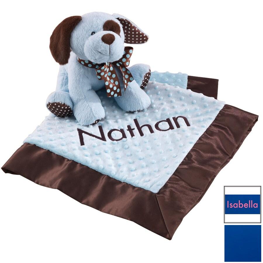 KidKraft Blue Puppy and Blanket Set