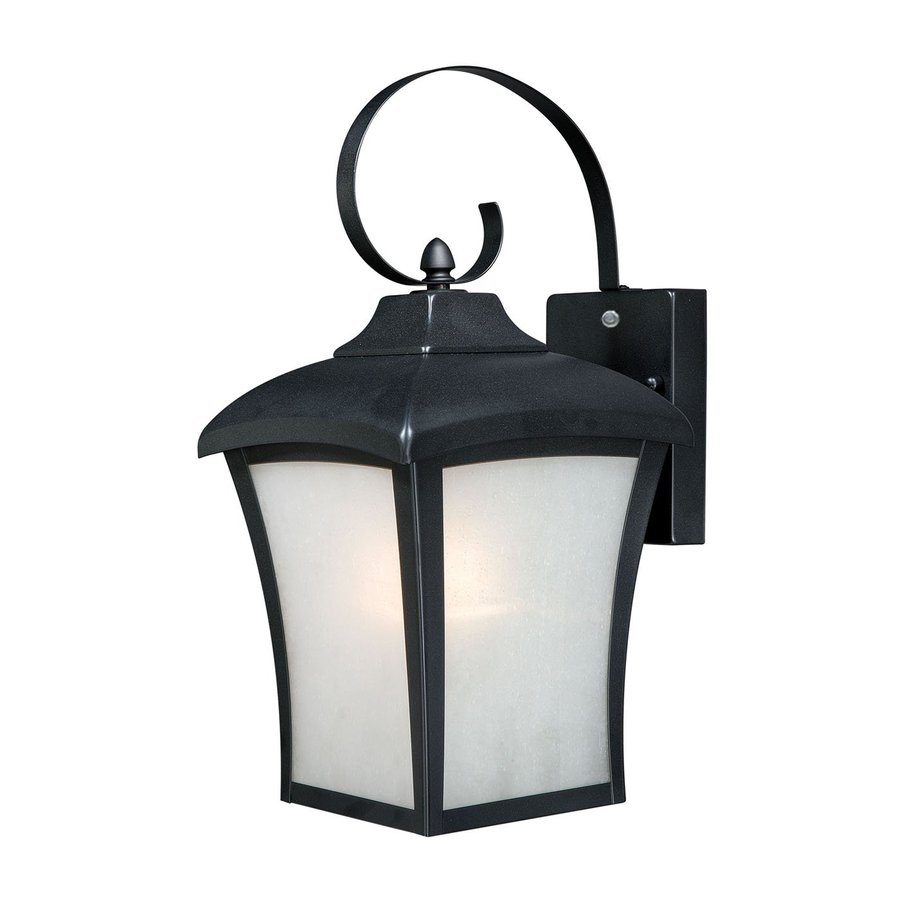 Cascadia Lighting Boardwalk 16.5-in H Oil-Rubbed Bronze Outdoor Wall Light