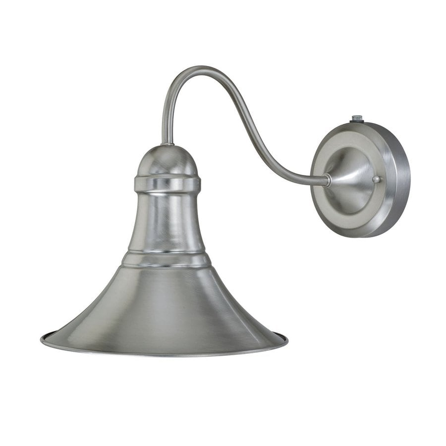 Cascadia Lighting Vesper 11.25-in H Antique Pewter Outdoor Wall Light