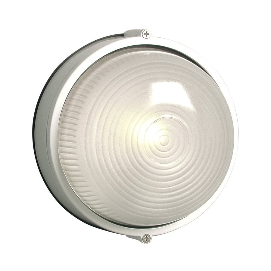Galaxy Marine 7.125-in H White Outdoor Wall Light