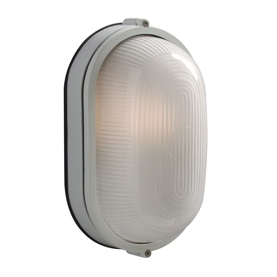 Galaxy Marine 11.125-in H White Outdoor Wall Light
