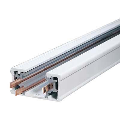 Nora Lighting Linear Aluminum Rail At Lowes