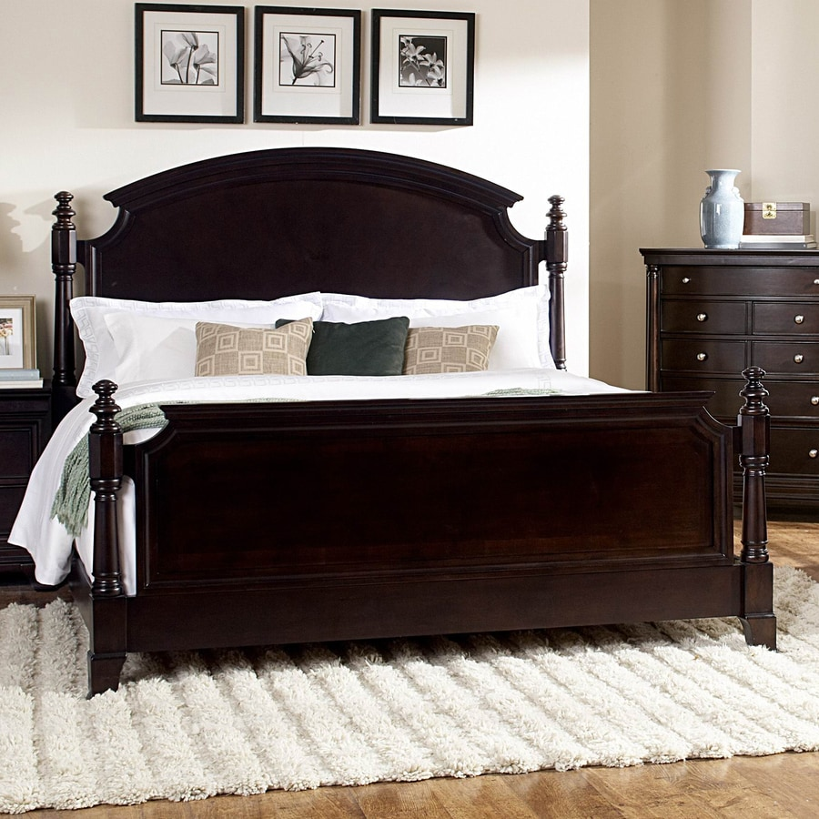 Homelegance Inglewood Deep Cherry Queen Panel Bed