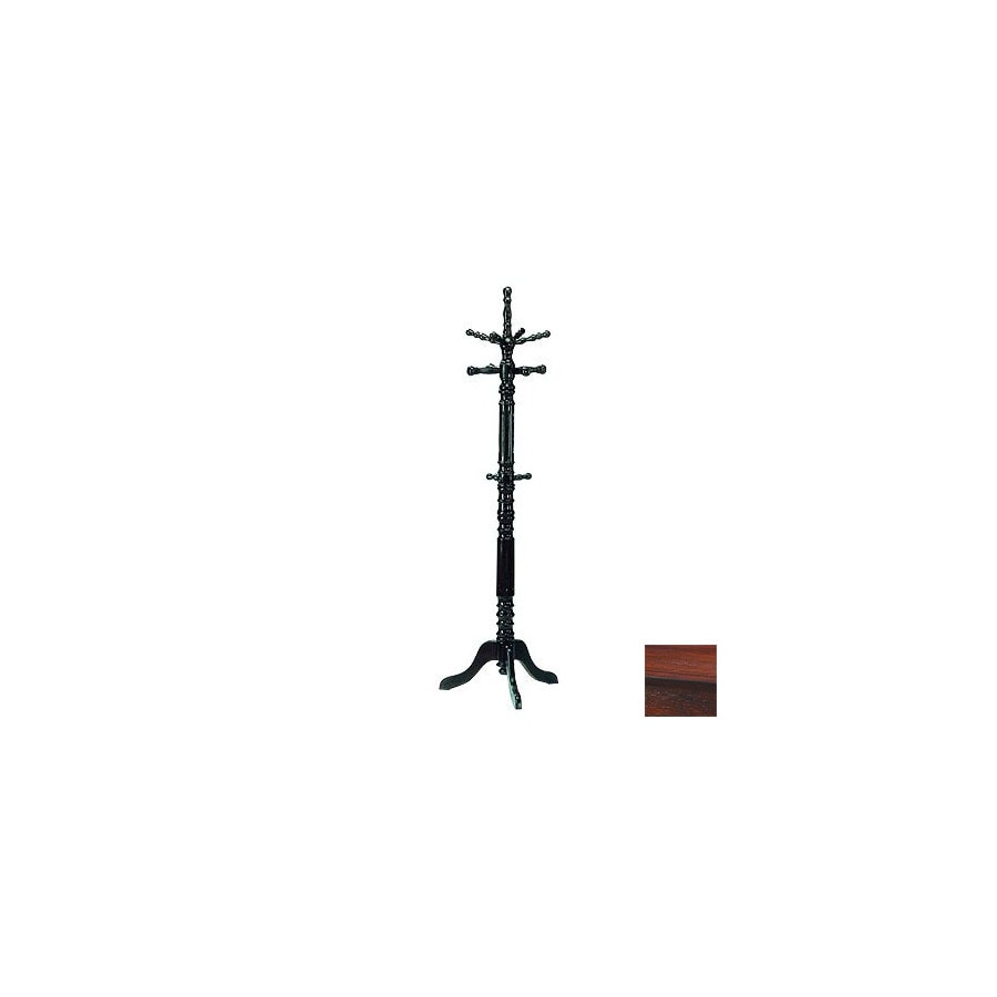 Homelegance Hall Tree Cherry-Hook Coat Stand