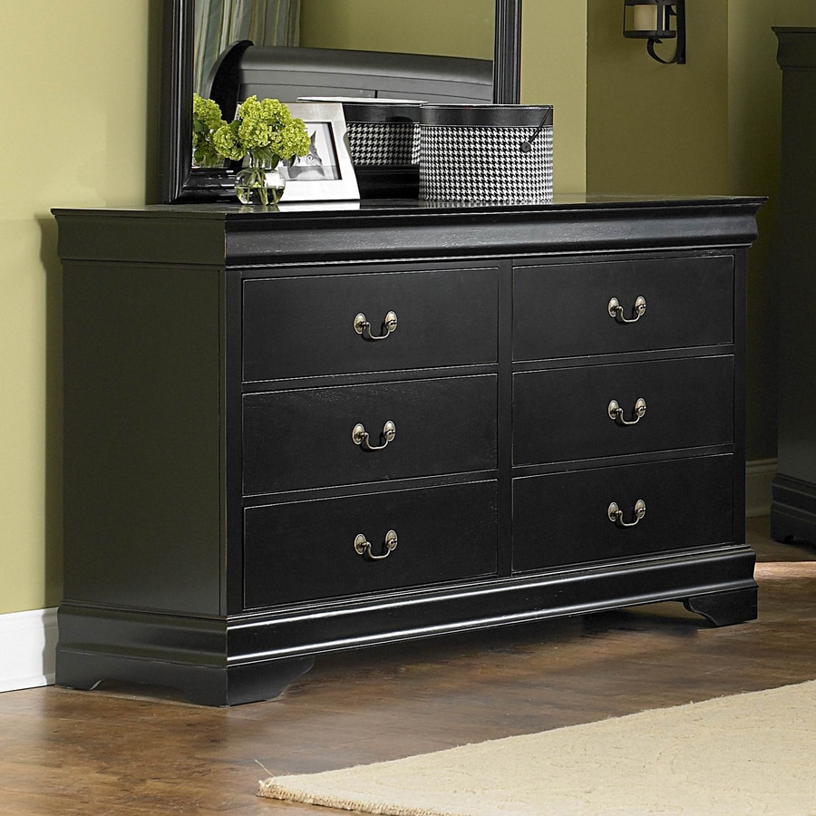 shore reviews dresser drawer fusion furniture black pdx double south wayfair