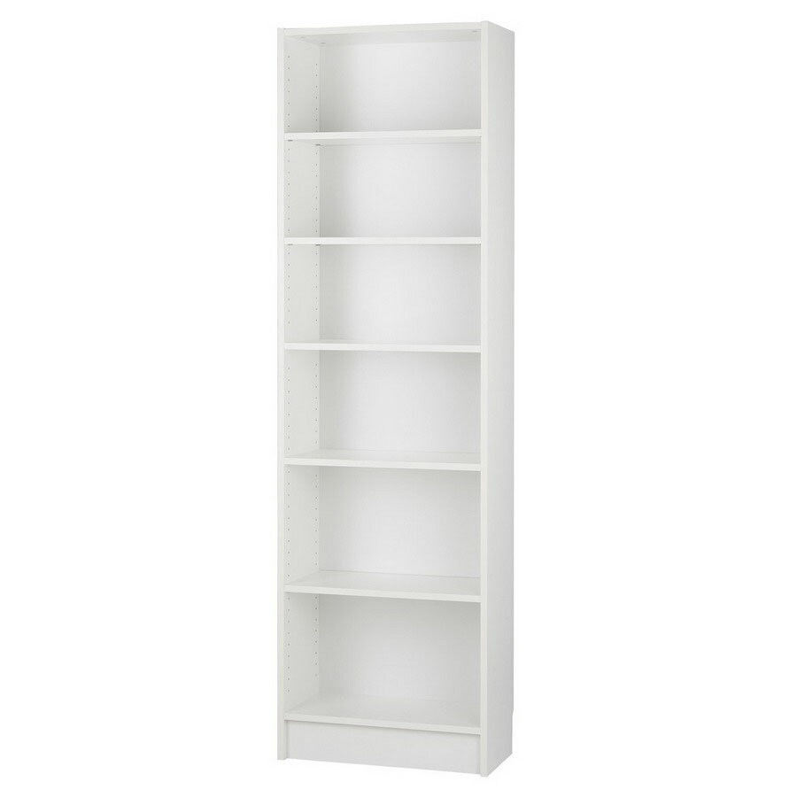 Tvilum Dylan Coffee 79.75-in 6-Shelf Bookcase