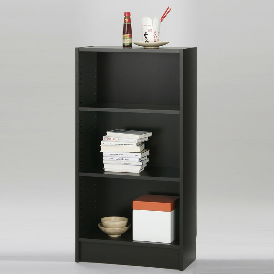 Tvilum Dylan Coffee 45.75-in 3-Shelf Bookcase