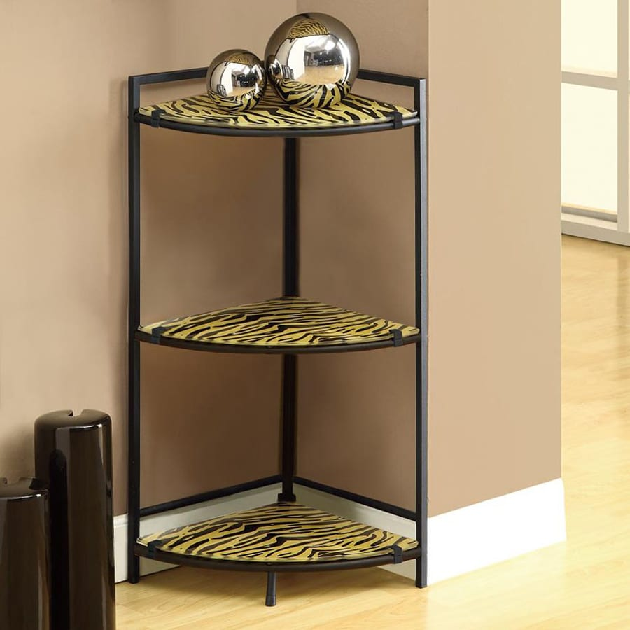 Monarch Specialties Tiger End Table