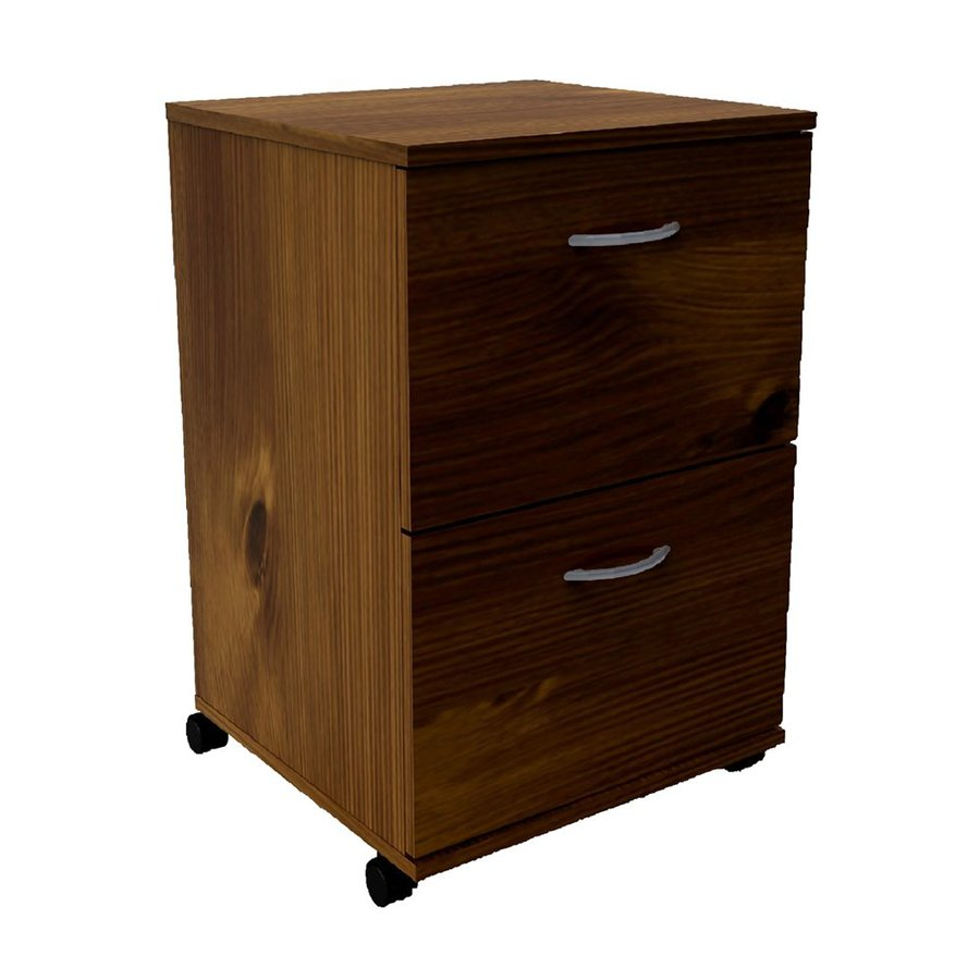 lowes filing cabinet shop nexera truffle 2 drawer file cabinet at lowes 22865