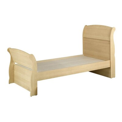 Groovy Nexera Alegria Natural Maple Twin Sleigh Bed At Lowes Com Spiritservingveterans Wood Chair Design Ideas Spiritservingveteransorg