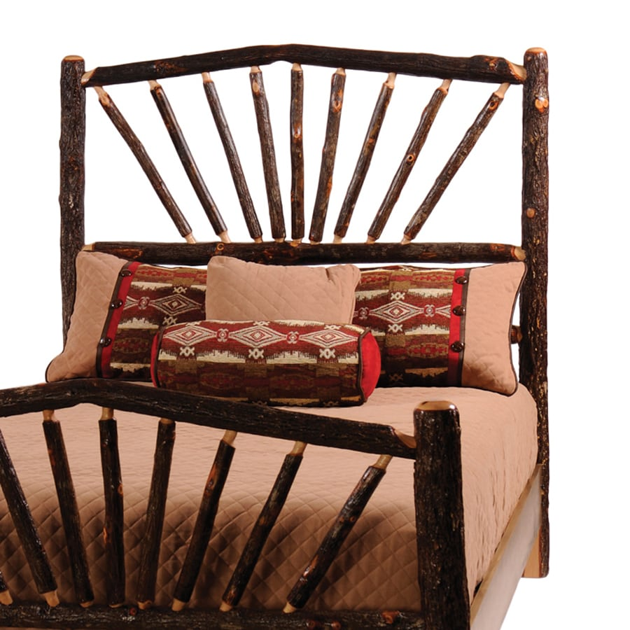 Fireside Lodge Furniture Hickory Queen Headboard