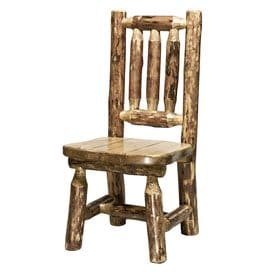 Montana Woodworks Glacier Country 26 In Kids Chair