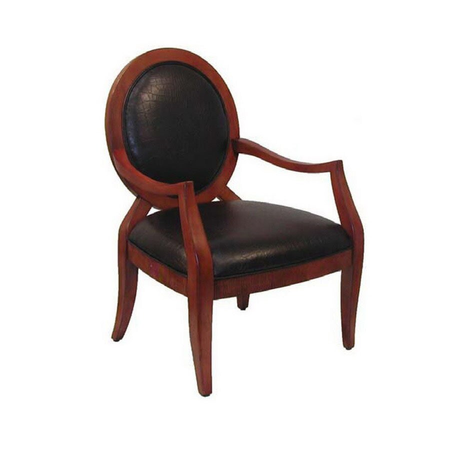 Tremendous Royal Manufacturing Nathan Accent Chair At Lowes Com Machost Co Dining Chair Design Ideas Machostcouk