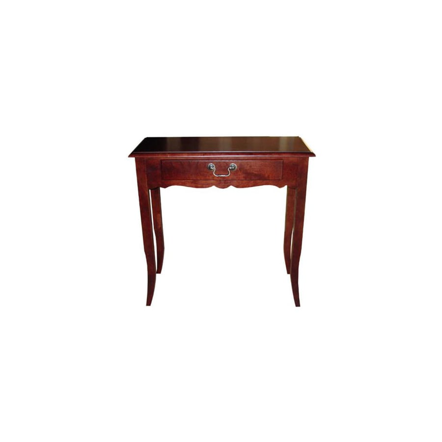 Cooper Classics Gloucester Cherry Rectangular End Table