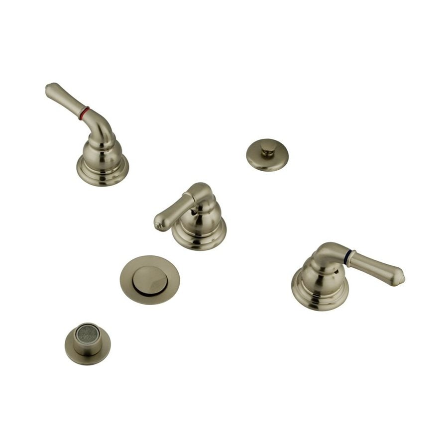 Elements of Design Magellan Satin Nickel Bidet Faucet