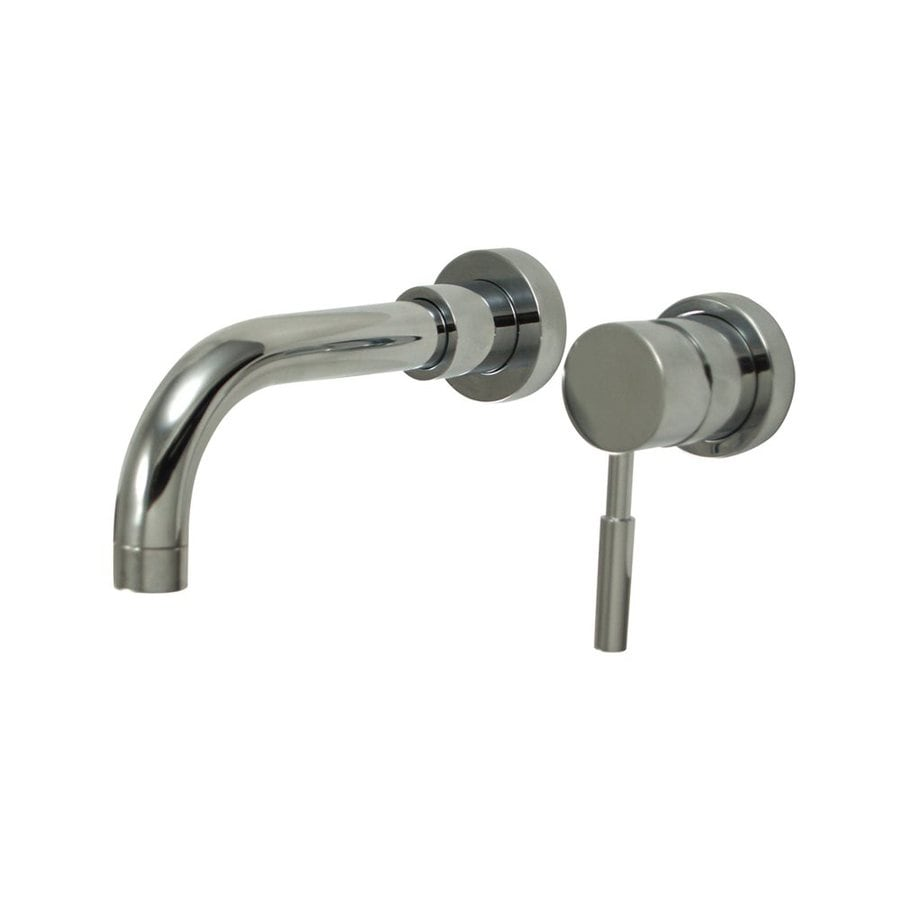 Elements of Design Concord Polished Chrome 1-Handle 2-Hole Bathroom Faucet