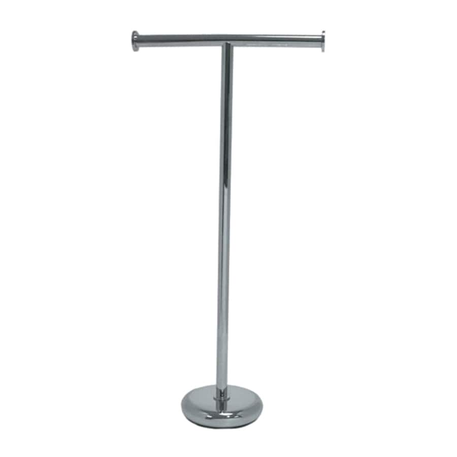 Nameeks Stilhaus Chrome Freestanding Floor Toilet Paper Holder