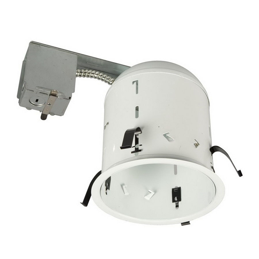 Galaxy 6-in Remodel Recessed Light Housing