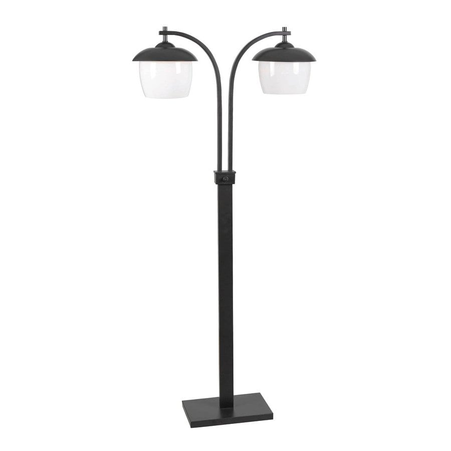Kenroy Home Lika 55-in Plug-in Incandescent Outdoor Floor Lamp