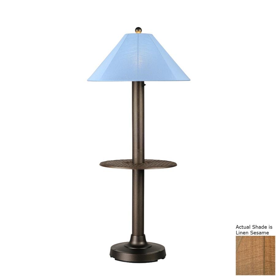 Patio Living Concepts 63.5-in Plug-In Outdoor Floor Lamp