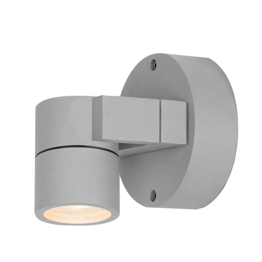 Access Lighting Ko 4-in H Satin Outdoor Wall Light