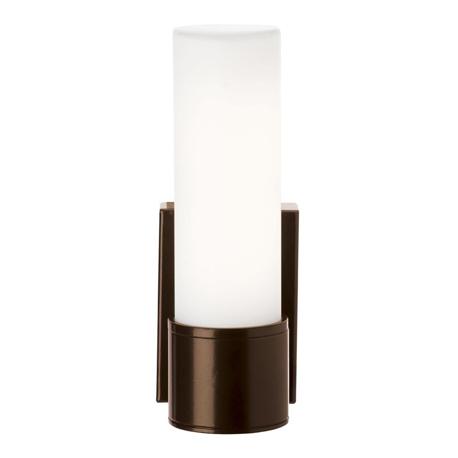 Access Lighting Nyz 11.25-in H Bronze Outdoor Wall Light