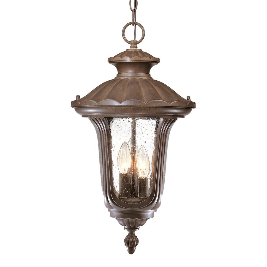 Acclaim Lighting Augusta 20.5-in H Outdoor Pendant Light