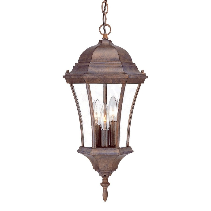 Acclaim Lighting Brynmawr 20-in H Outdoor Pendant Light