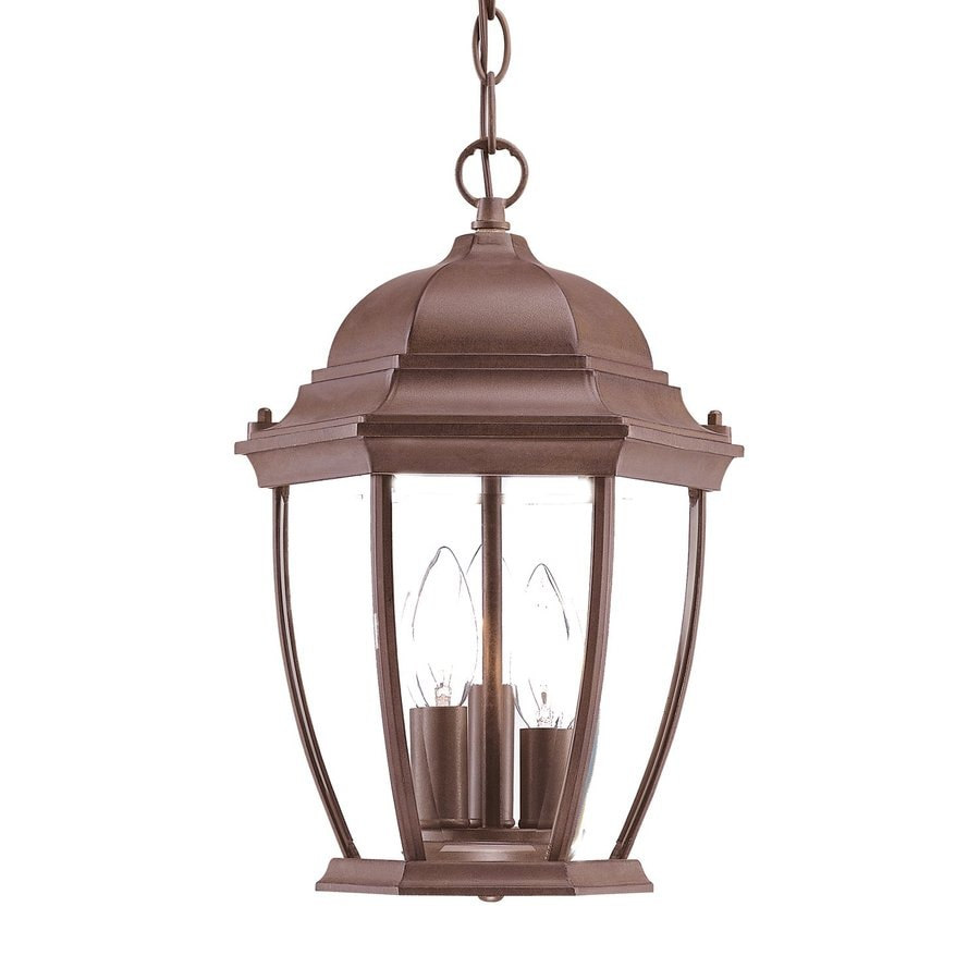 Acclaim Lighting Wexford 14.5-in H Outdoor Pendant Light