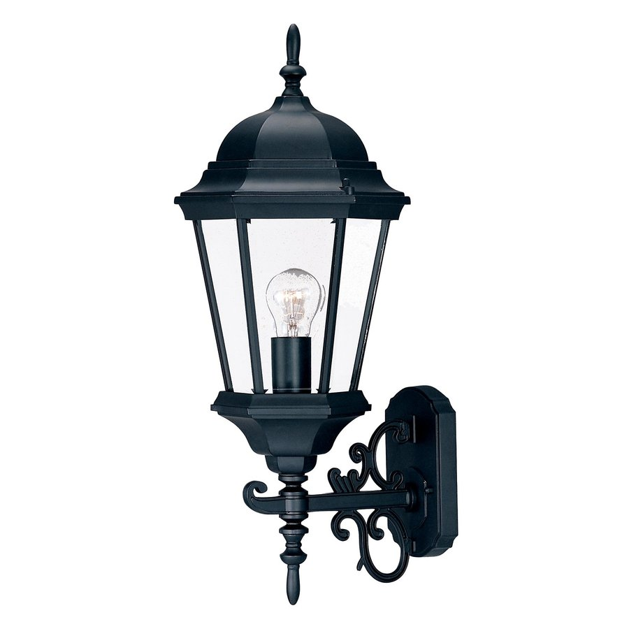 Acclaim Lighting Richmond 23-in H Matte Black Outdoor Wall Light