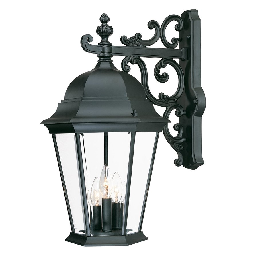 Acclaim Lighting Richmond 22-in H Matte Black Outdoor Wall Light
