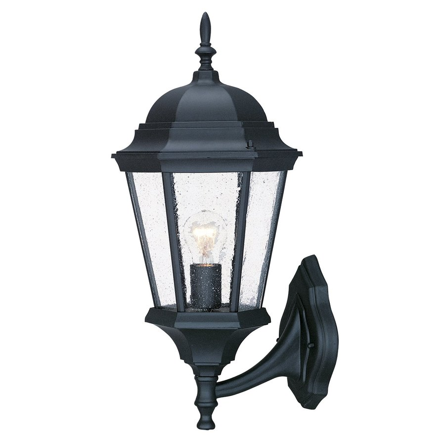 Acclaim Lighting Richmond 21.5-in H Matte Black Outdoor Wall Light