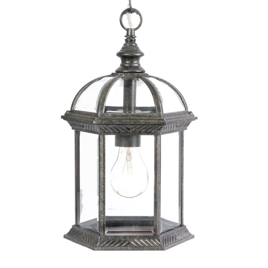 Acclaim Lighting Dover 13.75-in Stone Outdoor Pendant Light